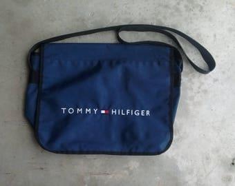 Tommy HIlfiger Messenger Bag 90' Authentic Tommy Hilfiger Bag
