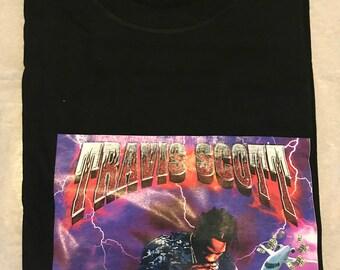 Travis Scott Rodeo Merch T-Shirt