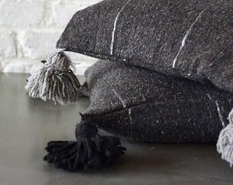 coussin marocain etsy. Black Bedroom Furniture Sets. Home Design Ideas