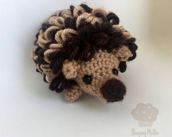 Hedgehog amigurumi / Hedgehog crochet / Hedgehog Toy
