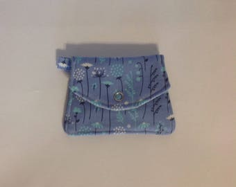 College ID holder, keychain wallet, transit pass wallet, compact wallet, credit card holder