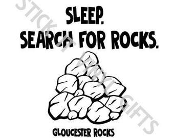 Search For Rocks T-shirt