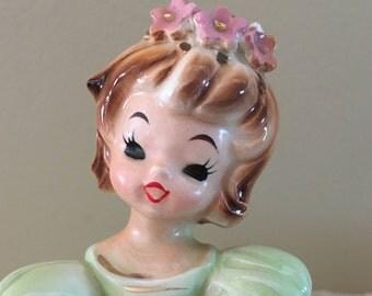 Marika's Original Porcelain Girl Figurine