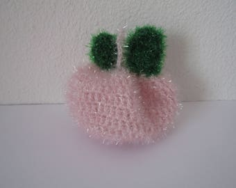 ecological sponge, washable and reusable