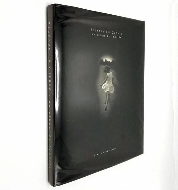 Regards du Quebec un Album de Famille J. Marc Cote Pouliot - Hardcover HC w/ Dust Jacket DJ - French Language Photography