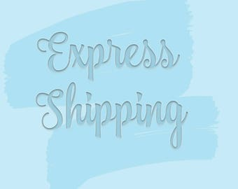 Express Shipping - Aus Post