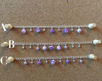 Petite Planet Bracelets