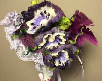 Aster doll hat