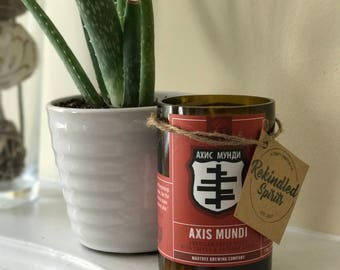MadTree Brewing Axis Mundi Cayenne & Coffee Beer Candle