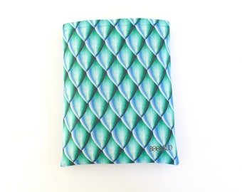 Dragon Scales Emerald book sleeve