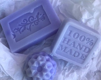 Handmade Lilac Soap