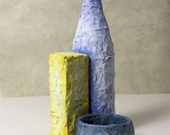 TRIBUTE to GIORGIO MORANDI - sculpture