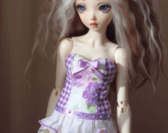 Сorset for Minifee active-line MSD BJD 1/4 girl doll clothes