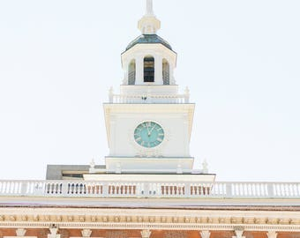 Historic Philadelphia Independence Hall