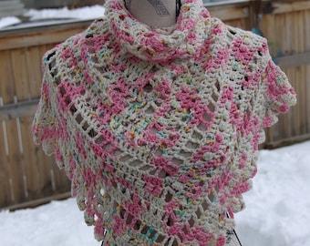 Crochet Cozy Shawl