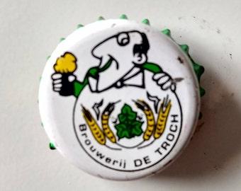 LARGE Beer Bottle Cap Magnets - Choose Your Brand!
