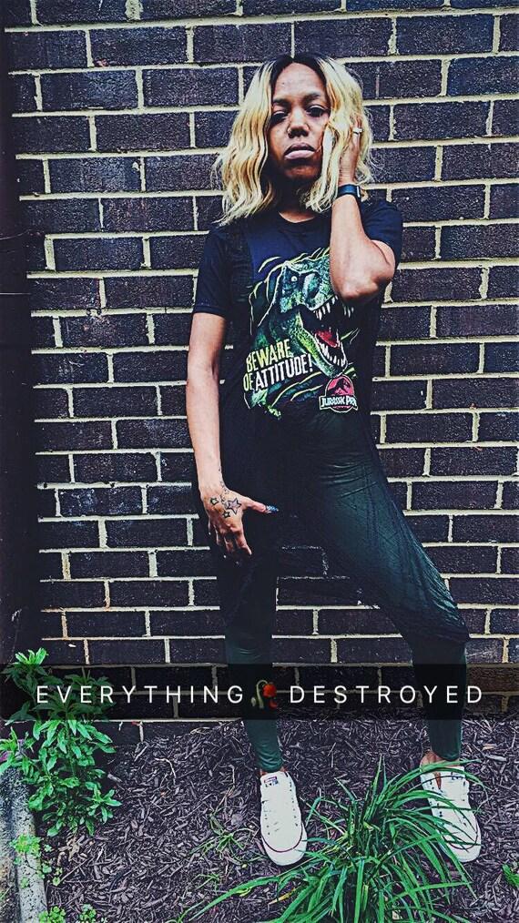 BEWAREof EVERYTHING DESTROYED
