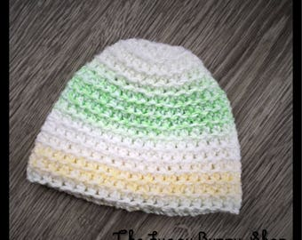 Hand Made Crochet Baby Hat (Toque)