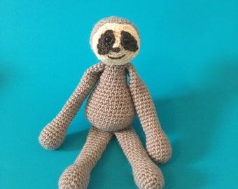 Leaf the Sloth Crochet Kit