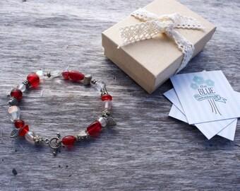 Queen of Diamonds Bracelet