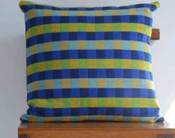 Multicolored 20x20 Pillow Cover Double Side Decorative Pillows Home Decor Tropical Pillow Cover