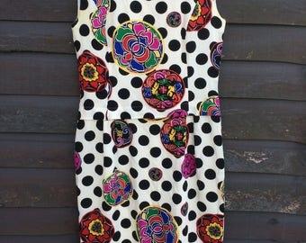 Louis Feraud Vintage Dress Size 8