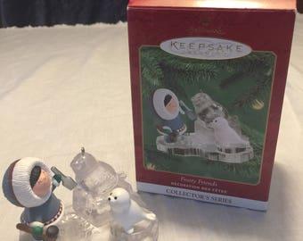 Hallmark Frosty Friends Ornament #21  dated  2000
