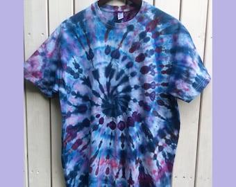 Winter is coming tie dye shirt