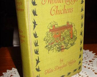 Mother Carey's Chickens by Kate Douglas Wiggin 1911 ~ 1st Grosset & Dunlap