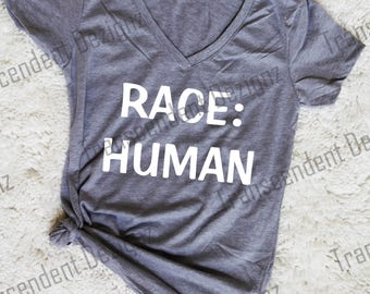 Race Human Shirt, Political Shirt, Freedom Of Religion, Equality Shirt, Human Rights Shirt