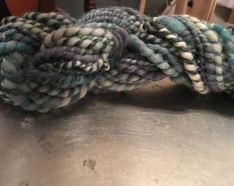 2 Ply Cheviot Wool (Aqua)
