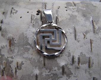 Rysich Pendant. Slavic jewelry. Slavic talisman. Pagan jewerly. Slavic amulet. Ancient jewerly.