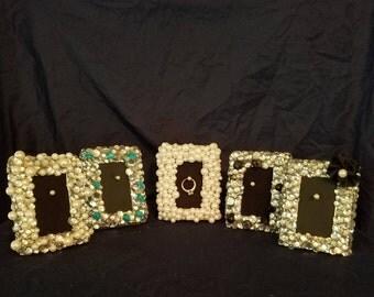 Decorative ring holder