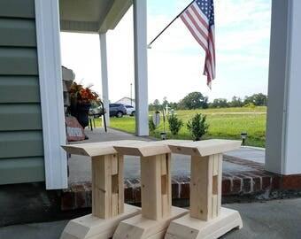 Farmhouse Bench Legs