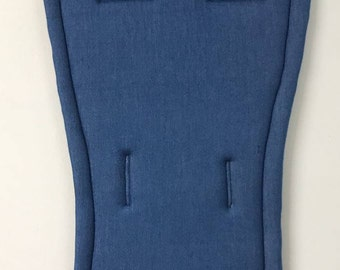 seat stroller liner with strap, stroller pad, pram strap covers, Bugaboo seat, baby carriers&wraps, stroller seat liner, Babyzen Yoyo, jeans