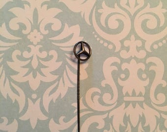 Mercedes stick pin