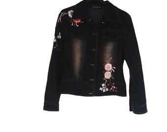 Jacket Lace Jeans