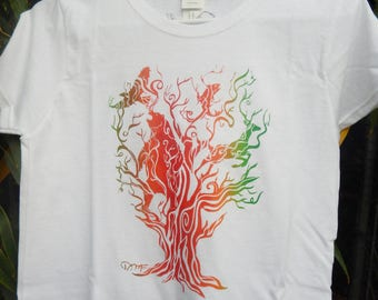 Spirit Tree fine art t-shirt