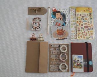 Kawaii Stationery Package