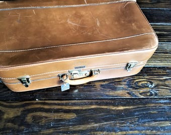 Brooks Brothers Lockable Suit Case