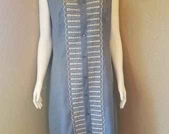 Vintage 1960's Stacy Ames Spring Dress
