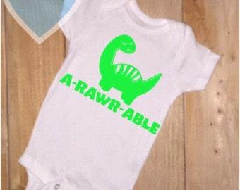 A-Rawr-Able Bodysuit