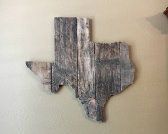 Charmant Texas Wall Decor