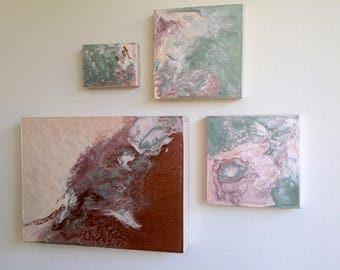 Earth Harmony Canvas Set