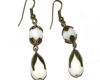 Earrings - elven