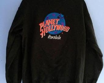 Vintage Planet Hollywood Sweatshirt