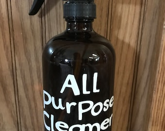 All Natural Cleaning Products