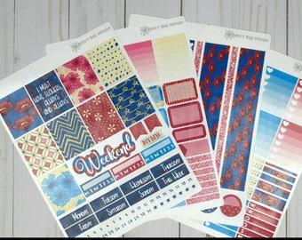 ALWAYS Weekly Kit PRINTABLE Stickers - Erin Condren