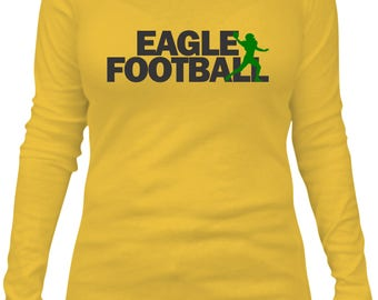 Eagle Football SVG File for Tshirts and Decals
