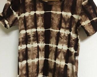 70's vintage tie dye top.